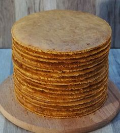 This is the most amazing honey cake I& ever had- Это самый удивительный медовик, который я к… This is the most amazing honey cake I& ever tried: soft, tender, absolutely not sugary and just melting in your mouth ! Russian Honey Cake, Russian Cakes, Russian Desserts, Russian Recipes, Baking Recipes, Cake Recipes, Dessert Recipes, Pasta Recipes, Medovik Cake Recipe