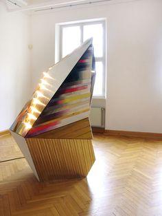 DesArts LTD | Artist Splotlight: Katharina Trudzinski, Abstract Sculptor