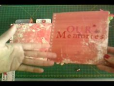 Scrap That: Mini-Álbum para 6 Fotos + Giveaway