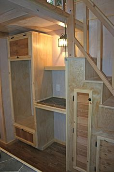 """Little House On Wheels this is stephanie's """"hammy"""" tiny house that's for sale in florida"""
