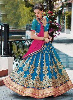 Lehenga Bollywood Choli Ethnic wear Indian Traditional Bridal Wedding Pakistani #Kriyacreation