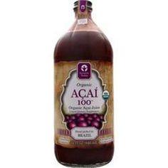 GENESIS TODAY Organic Acai 100 Juice in 16 & 32 fl.oz buy 1 2 3 items & save  #GENESISTODAY