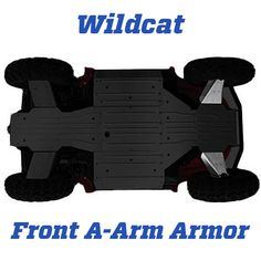 Polaris RZR XP1000 XP 1000 2014-2015 Delrin Front A-Arm Control Arm Bushing Kit