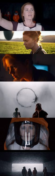 Arrival - film lighting. DP Bradford Young Director Denis Villeneuve