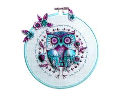 Dimensional embroidery patterns...gorgeous!!