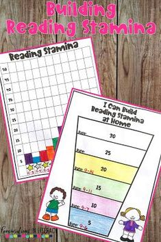 FREE Back to School Building Reading Stamina for Read to Self Before Starting Guided Reading Small Groups! #guidedreading #readtoself #classroomorganization #backtoschool #anchorcharts kindergarten, first grade, second grade, third grade