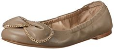 See By Chloe Women's Clara Ballet Flat, Piuma, 38 EU/8 M US * Find out more about the great product at the image link.