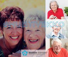 *Muista ne monet kasvot sairauden takana!*  #Muistiviikko #Dementia #DementiaCare #Elderly #Ikäihmiset #Hyvinvointi #SisältöäElämään #Senioriassistentit