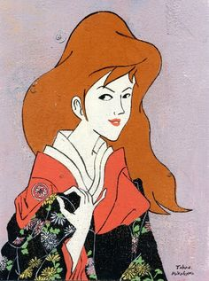 東洲斎写楽や歌川国芳風などによる浮世絵と、現代のアニメやゲームのキャラクター達という時代を越えて2つのポップカルチャーが融合したのが中川貴雄氏によるこちらのアートシリーズです。これらの作品は、日本の...