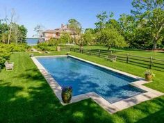Richard Gere's $65M Hamptons estate.