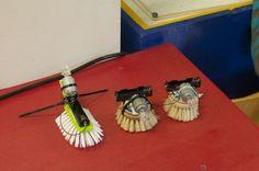 Kunstzinnige Borstel-robotjes | Basisonderwijs, Groep 5 en 6, Groep 7 en 8, workshop, Onderbouw h/v, vmbo | Slimme Handen