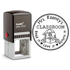 Self Inking Stamp From the Classroom of Teacher Stamper M...