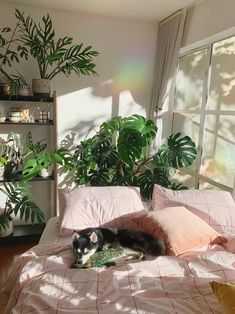 Our easy decoration ideas will help you. Room Ideas Bedroom, Bedroom Inspo, Bedroom Decor, Design Scandinavian, Indie Room, Aesthetic Room Decor, Cozy Room, Dream Rooms, My New Room