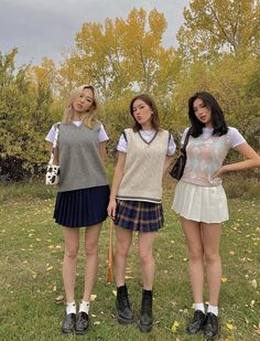 Vintage Outfits, Retro Outfits, Cute Casual Outfits, Summer Outfits, Girl Outfits, Fashion Outfits, Teen Fashion, Preppy Mode, Preppy Style