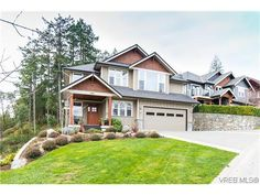 Find new properties and homes for sale in Victoria BC. Victoria Homes news and market trends. View photos and listing details of top realtors Victoria, BC Bc Home, Nature's Gate, Bear Mountain, New Property, View Photos, Victoria, Mansions, House Styles, Home Decor