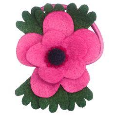 Beauty | Felt Flower Hair Bobble | CathKidston