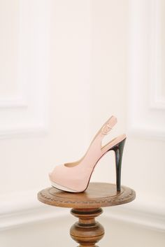 Shoes from one of our brides! Love them! Photo by André Teixeira, Brancoprata.