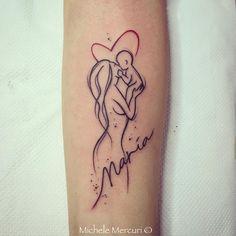 122 Mejores Imágenes De Tatuajes De Hijos Hijas Y Madres