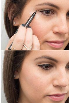 21 Genius Eyeliner Hacks That Will Change Your Life :: Company.co.uk