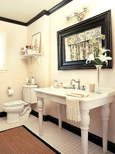 paint the molding instead of the walls