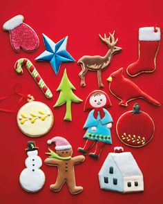 Bring holiday cheer into your home with these fun and beautiful sugar cookies. Some are best for decorating, such as the cut-out Santa's Sugar Cookies, some are soft, chewy drop cookies, such as the lemon-kissed Old-Fashioned Sugar Cookies, and others are a little out of the ordinary, like Hawaiian Snowballs! Everyone will find something to love in this collection of our best Christmas Sugar Cookies.