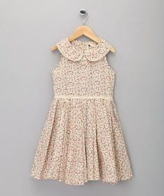 Save Now on this Pink Floral Hepburn Dress - Infant, Toddler & Girls by La faute à Voltaire on #zulily today!