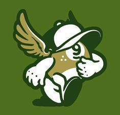 Baseball Mascots, Old School Cartoons, Mascot Design, School Logo, Retro Logos, Graphic Design Print, Nose Art, Pop Surrealism, Art Inspo