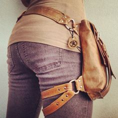 Explorateur TAN Hip Bag par JessicaHaeckel sur Etsy