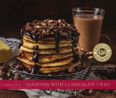 THE COCOA EXCHANGE™ is our marketplace where cocoa and chocolate come to life in exclusive, innovative ways. Cinnamon Swirl Pancakes, Dove Chocolate Discoveries, Love Chocolate, Fall Winter 2014, How Sweet Eats, Stick Of Butter, Something Sweet, Cocoa, Piping Bag
