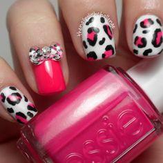 Instagram photo by  thenailpolishchallenge  #nail #nails #nailsart
