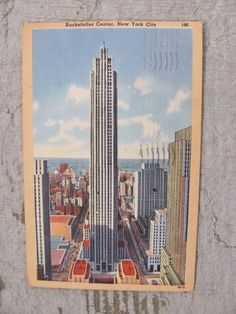 1957 NYC