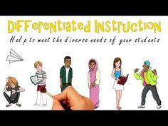 Differentiated Instruction: Why, How, and Examples - YouTube