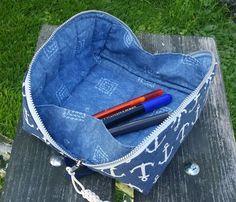 Crochet bags purses 771663717387016667 - Anleitung und Schnitt MagicPouch – LonneBag Source by Diy Handbag, Diy Purse, Diy Bags Purses, Purses And Handbags, Diy Sewing Projects, Knitting Projects, Diy Sac, Diy Couture, Round Bag