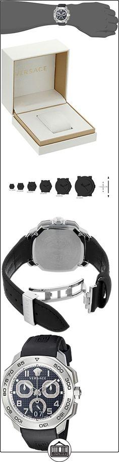 Versace Negro  ✿ Relojes para hombre - (Lujo) ✿