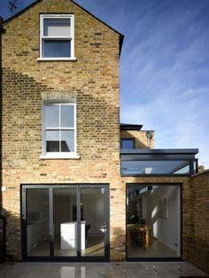London modern home