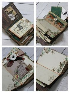 Woodland Wedding Guest Book Sbook Handmade Photo Al Made To Order 8 5x6 Inches Forest Finds
