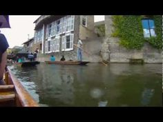 Punting the Cambridge Backs Time-Lapse from Scudamore's Mill Lane station.
