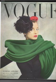 It gives an insight on the Paris Vogue covers over the past 90 years. Description from haleyanna.wordpress.com. I searched for this on bing.com/images