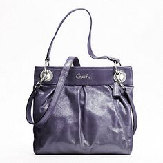 03d4a01bc2 Silvery Purple Coach Bag... and its on sale for  139 (down from