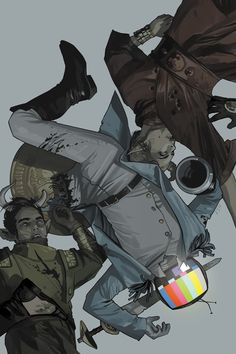 """When SAGA #12 hits shops and digital shelves tomorrow, you won't be able to buy the book through iOS apps. The reason, the comic's creators say, is because of """"images of gay sex.""""... Staples says: """"I knew it wouldn't be an issue for 'SAGA' readers. After everything we've thrown at them in issues No.-1 through 11, I knew they wouldn't be fazed by a couple of tiny porno images on a robot's face-screen. And I guess I didn't think anyone outside our readership would notice or care."""""""
