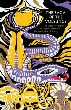 "Cover design: Isabelle De Cat. Illustrations: Petra Börner. (Penguin UK, ""Legends of the Ancient North"" series, 2013.)"