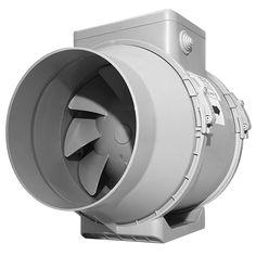 6 inline bathroom extractor fan