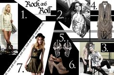 Rock And Roll Fashion | Rock-and-Roll Fashion Show