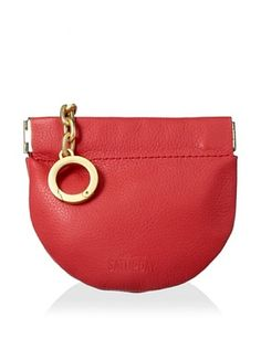 29% OFF Kate Spade Saturday Women's Key & Coin Purse, Red