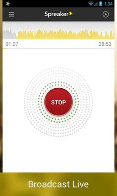 Spreaker - Radio & Podcasts - screenshot