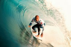Kelly Slater - Photo by Bernard Rabejac
