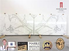 Calacatta Pearl Marble Big Slab & Tiles,Italy Provincia Di Massa Carrara, Toscana Book Matched - Foshan Moreroom Stone Co.,Ltd