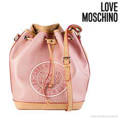 Worek Moschino Love ...: #torba #bag #Moschino #Love #LoveMoschino #LaMarqueuse #trends #trendy :...