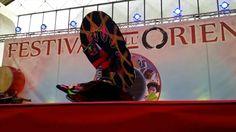 FESTIVAL DELL ORIENTE TERZA PARTE  MUSICHE DELLA MONGOLIA E DANZA DEL CAIRO