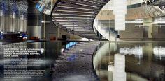 DOMUS - LOUNGES FOR QATAR AIRWAYS HAMAD INTERNATIONAL AIRPORT, DOHA, QATAR